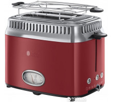 Russell Hobbs Retro Red 21680-56