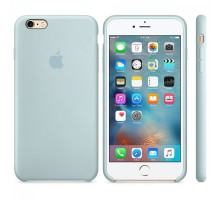Apple iPhone 6s Plus Silicone Case Turquoise (High Copy)