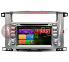 RedPower Toyota LC100 DVD (RP21183) S210 Android 4.4
