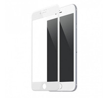 Auzer 3D Glass White for iPhone 7 (AG-AI73DW)