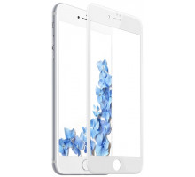 Baseus 3D Glass for iPhone 6S/6 White