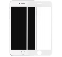 Baseus 3D Glass for iPhone 7 White
