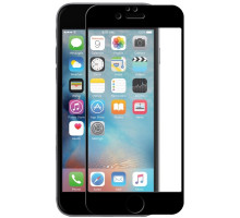 Bestsuit 3D Curved Tempered Glass Black for iPhone 6s Plus