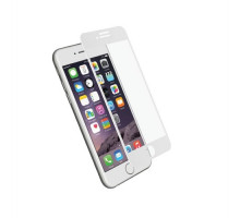Bestsuit 3D Curved Tempered Glass White for iPhone 6s Plus