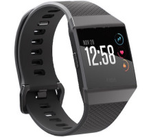Fitbit Ionic Charcoal/Smoke Gray One Size FB503GYBK