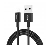 Кабель USB Hoco X23 Micro USB Cable Black