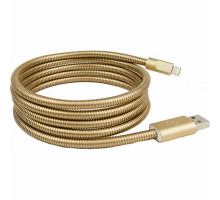 Кабель-брелок Lightning Fuse Chicken USB Cable to Lightning Titan 1,5m Gold (IDSG15)
