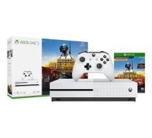 Игровая приставка Microsoft Xbox One S 1TB + Playerunknown's Battlegrounds