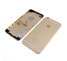 Корпус Apple iPhone 6 Plus Gold (в сборе)