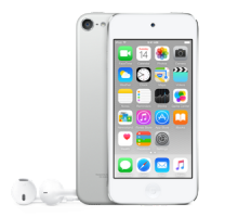 Apple iPod Touch 6 32GB Silver (MKHX2)