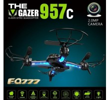 FQ777 957C 6 Axis Gyro 5.8g Fpv With 2.0mp Quadcopter Wifi