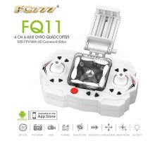 FQ777-FQ11 2.4G 4CH 6 Axis Gyro Mini Drone RC Quadcopter WiFi