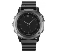 Garmin fenix 3 Sapphire with Metal Band (010-01338-20)
