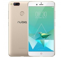 Смартфон ZTE Nubia Z17 mini 4/64GB Gold