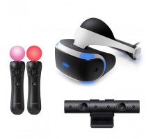 Sony PlayStation VR + PlayStation Camera + PlayStation Move