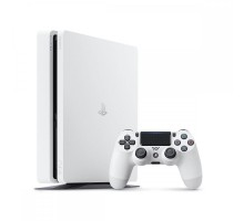 Sony PlayStation 4 Slim (PS4 Slim) 500GB White