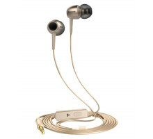 Baseus Lark Series Boeing Earphone EL-02 1.2м (Gold)