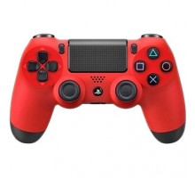 Sony DualShock 4 (Red)