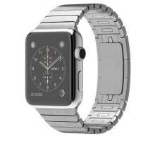 Apple Watch 38mm Stainless Steel Case with Link Bracelet (MJ3E2)