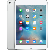 Apple iPad mini 4 Wi-Fi + Cellular 16GB Silver (MK872, MK702)