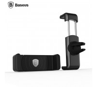 Автодержатель Baseus Mini Shield Plus Car Mount Black (SUGENT-LD01)