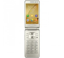 Samsung G1600 Galaxy Folder Gold