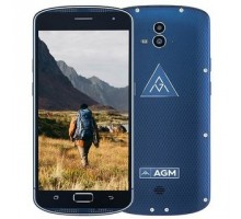 Смартфон AGM X1 4/64GB LTE Blue