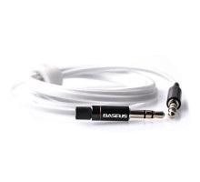 Baseus Audio Cable AUX 3.5mm Jack M30 Yiven 1m Silver/Black