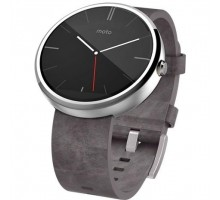Motorola Moto 360 (Light/Stone)