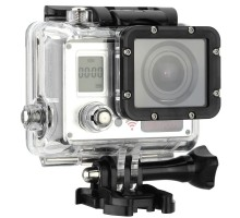 Action camera 4K WI-FI Dual Screen AMK7000S S8