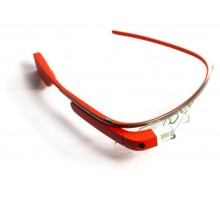 Google Glass 2.0 Tangerine Orange