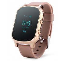 Смарт-часы UWatch T58 Gold