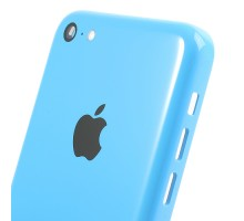 Корпус для iPhone 5C (Blue)
