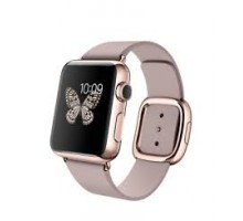Apple Watch Edition 38mm 18-Karat Rose Gold Case with Rose Gray Modern Buckle