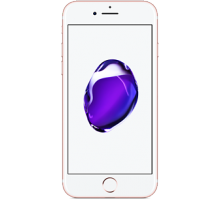 Смартфон Apple iPhone 7 32GB Rose Gold (MN912)