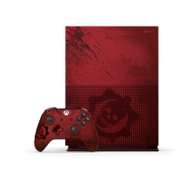 Microsoft Xbox One S 2TB Limited Edition + Gears of War4