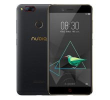 Смартфон ZTE Nubia Z17 mini 4/64GB Black/Gold