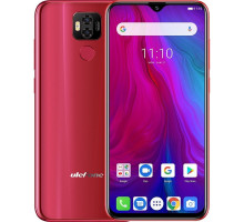 Смартфон UleFone Power 6 4/64GB Red