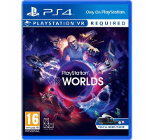 Игра для PS4 VR Worlds (PS4)