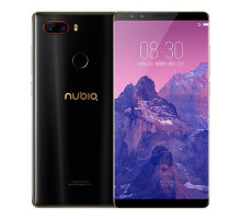 Смартфон ZTE Nubia Z17S 6/64GB Black/Gold